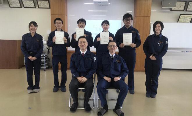 ★2019卒入社式★