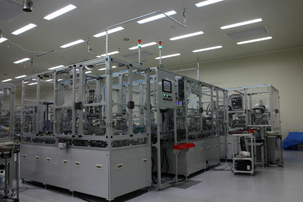 機械設計製作サービス