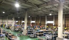 自動車部品倉庫