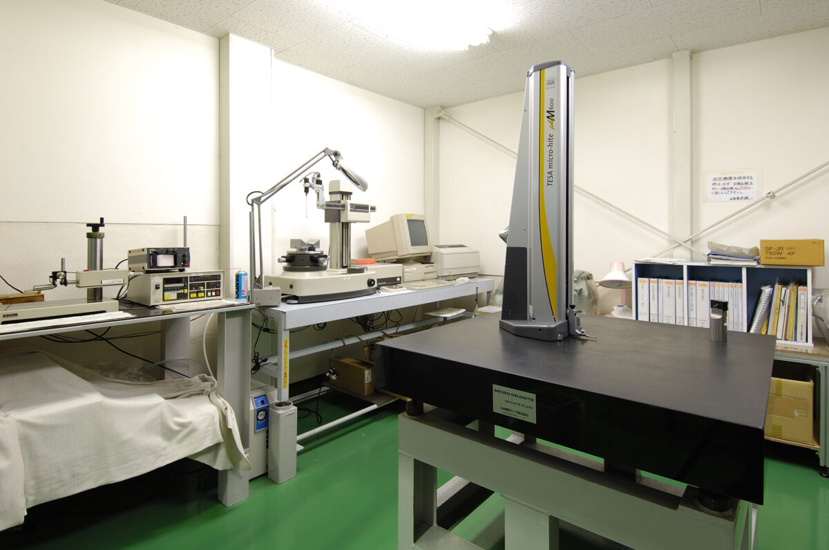 品質精度検査、測定設備