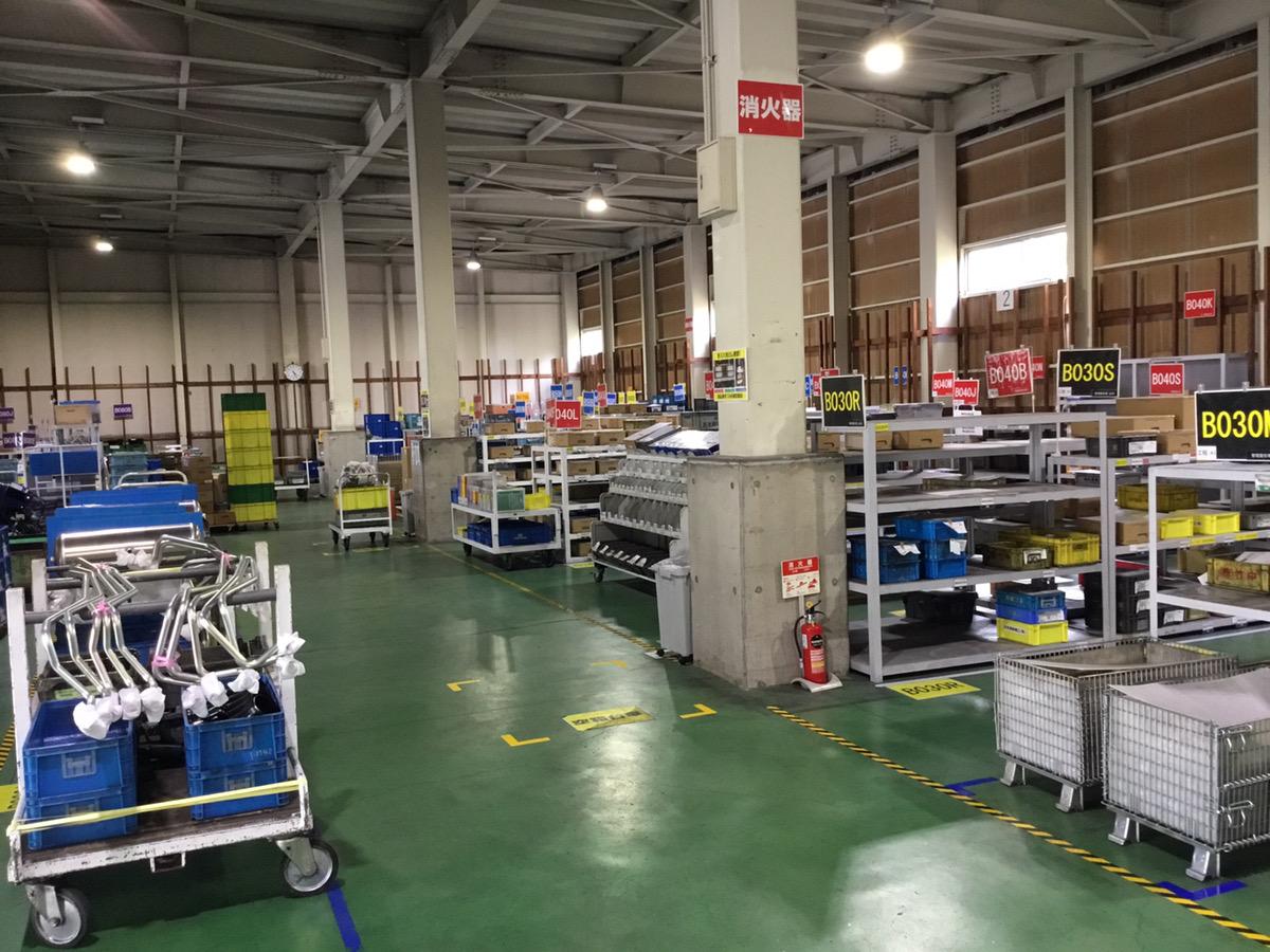 倉庫管理のコストを削減するための3つのポイント